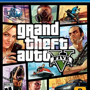 GTA Grand Theft Auto V - Reg3 - PS4-0