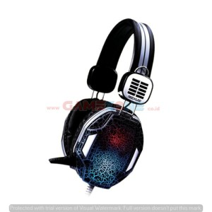 Headset Rexus F-17 ( Mic+LED)Rexus-0