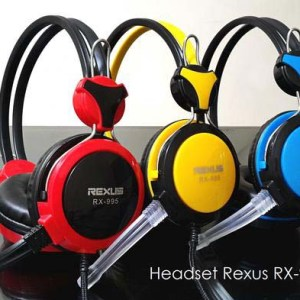 Headset Rexus Gaming RX-995-0