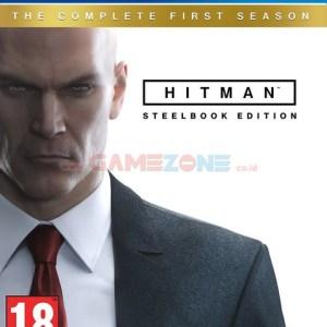Hitman: The Complete First Season - Steelbook Editio-0