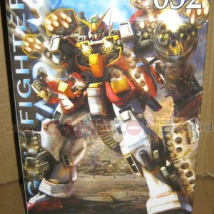 Gundam Fighter Reshipment 1/100 Scale (MG-0