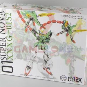Gundam Altron XXXG-01S2 - Super Nova (MG)-0