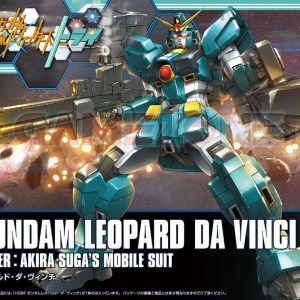 Gundam Leopard Da Vinci (HG)-0