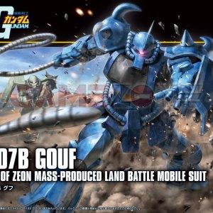 Gundam Gouf MS-07B (HG)-0