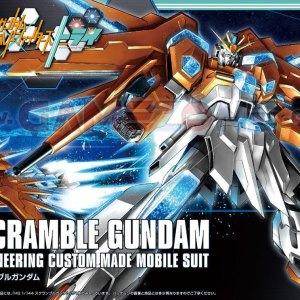 Gundam Scramble (HG)-0