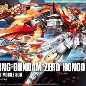 Gundam Wing Zero XXXG-00W0 (HG)-0