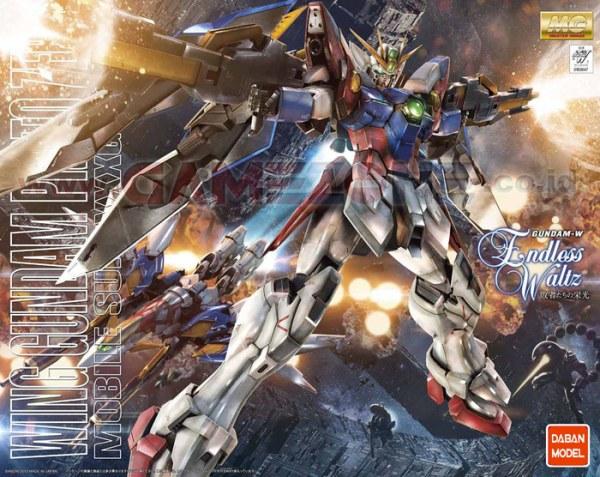 Gundam Wing Proto Zero XXXG-00W0 (MG)-0