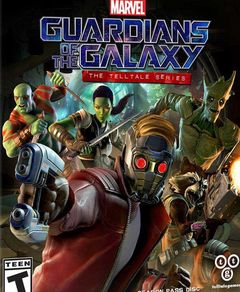 Marvel's Guardians of the Galaxy: The Telltale Series (DVD) - PC-0