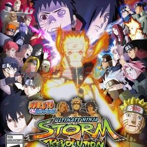 Naruto Shippuden: Ultimate Ninja Storm Revolution (3DVD) - PC-0