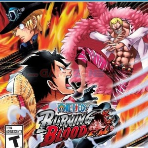 One Piece: Burning Blood - Reg1 - PS4-0