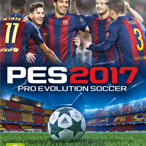 Pro Evolution Soccer 2017 (3DVD) - PC-0