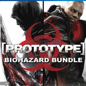 Prototype Biohazard Bundle - Prototype 1 & 2 - Reg1 - PS4-0