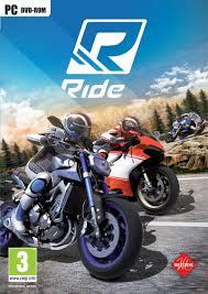 Ride (4DVD) - PC-0