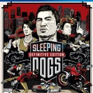 Sleeping Dogs: Definitive Edition - Reg3 - PS4-0