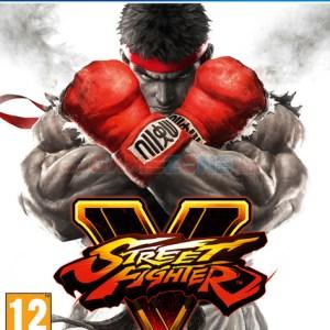 Street Fighter V - Reg2 - PS4-0