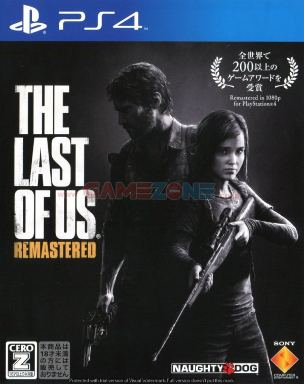 The Last of Us Remastered - Reg1 - PS4-0
