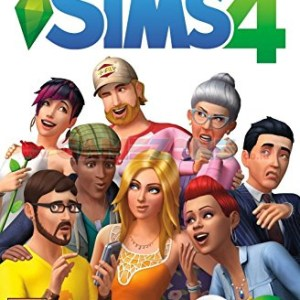 The Sims 4 (2DVD) - PC-0