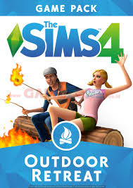 The Sims 4 - Outdoor (DVD) - PC-0