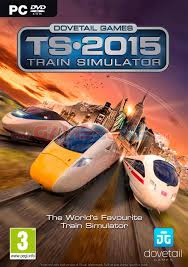 Train Simulator 2015 (2DVD) - PC-0