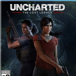 Uncharted: The Lost Legacy - Reg2 - PS4-0