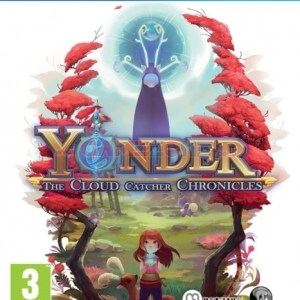 Yonder: The Cloud Catcher Chronicles - Reg2 - PS4-0