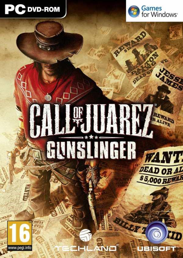 Call of Juarez : Gunslinger (2DVD) - PC