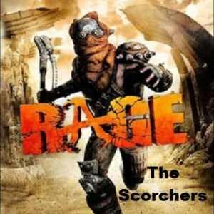 RAGE : The Scorchers (DVD) - PC