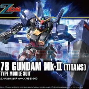 Gundam MK-II RX-178 (Titans) (HG) – Bandai-0