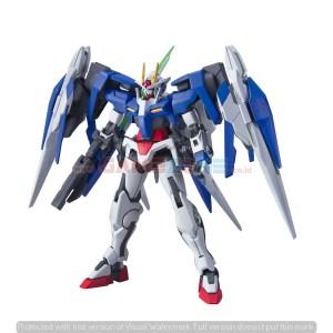 Gundam 00 RAISER Celestial B/M/S GN-000+GNR-010 (RG)-0