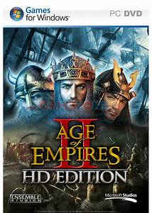 Age of Empire II: HD Edition (DVD) - PC-0