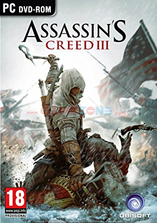 Assassin's Creed III (4DVD) - PC-0