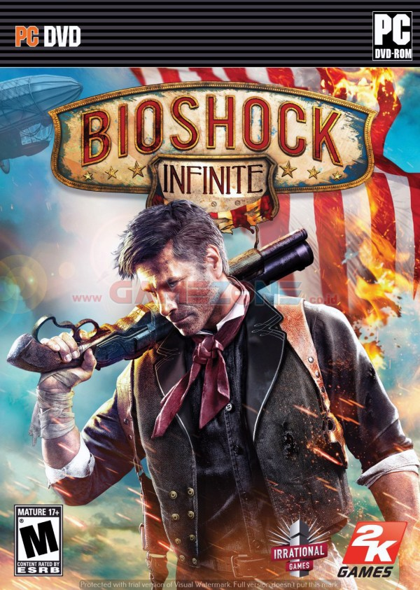 BioShock : Infinite (4DVD) - PC-0