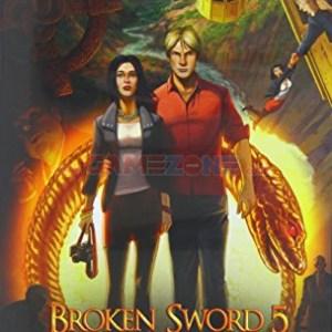 Broken Sword 5: The Serpent's (2DVD) - PC-0
