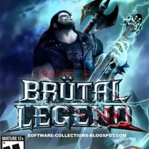 Brutal Legend (2DVD) - PC-0