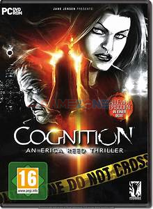 Cognition : An Erica Reed Thriller (DVD) - PC-0