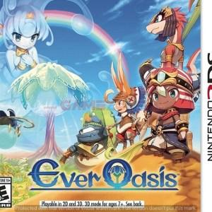 Ever Oasis - Reg3 - 3DS-0