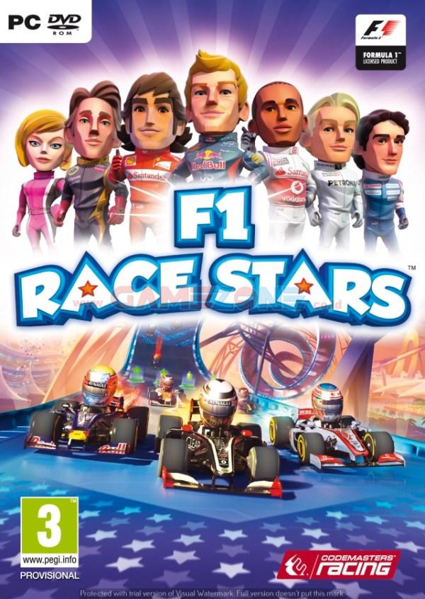 F1 Race Stars (DVD) - PC-0