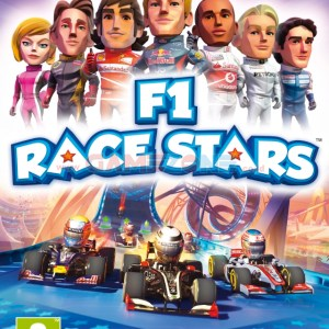 F1 Race Stars (DVD) - PC-0