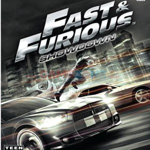 Fast and Furious : Showdown (DVD) - PC-0
