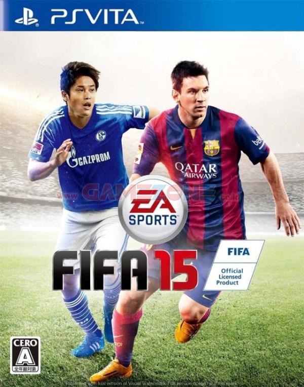 FIFA 15 - Reg1 - PS Vita-0