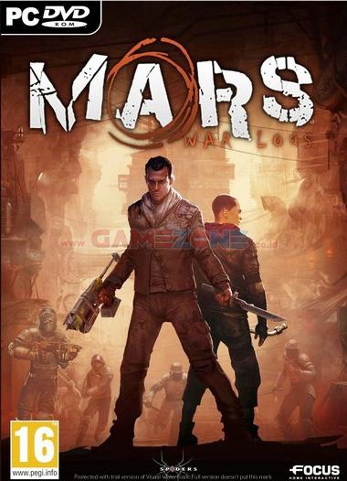 Mars War Logs (DVD) - PC-0
