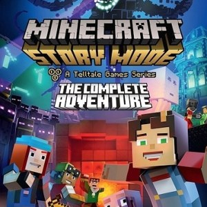 Minecraft: Story Mode The Complete Adventure - Reg1 - Switch-0