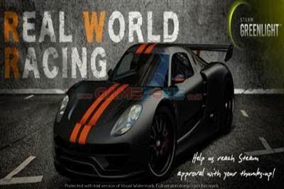Real World Racing (DVD) PC-0