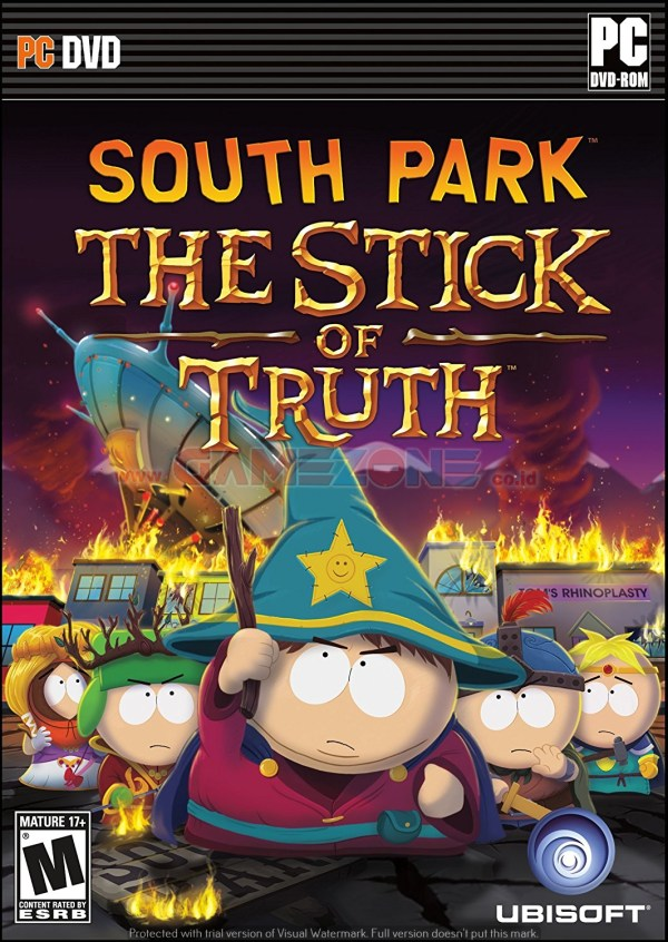 South Park: The Stick of Truth (DVD) - PC-0