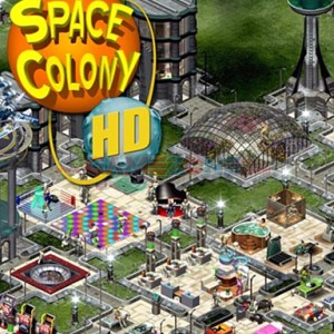 Space Colony HD (DVD) - PC-0