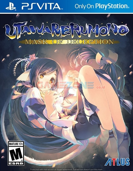 Utawarerumono: Mask of Deception Launch Ed. - Reg1 - PS Vita-0