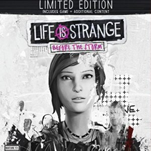 Life is Strange Before the Storm LE - Reg2 - PS4