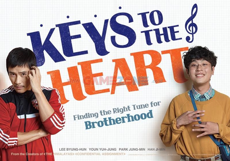 KEYS TO THE HEART (2018) Sinopsis, Detail Film dan Daftar Pemain Lengkap