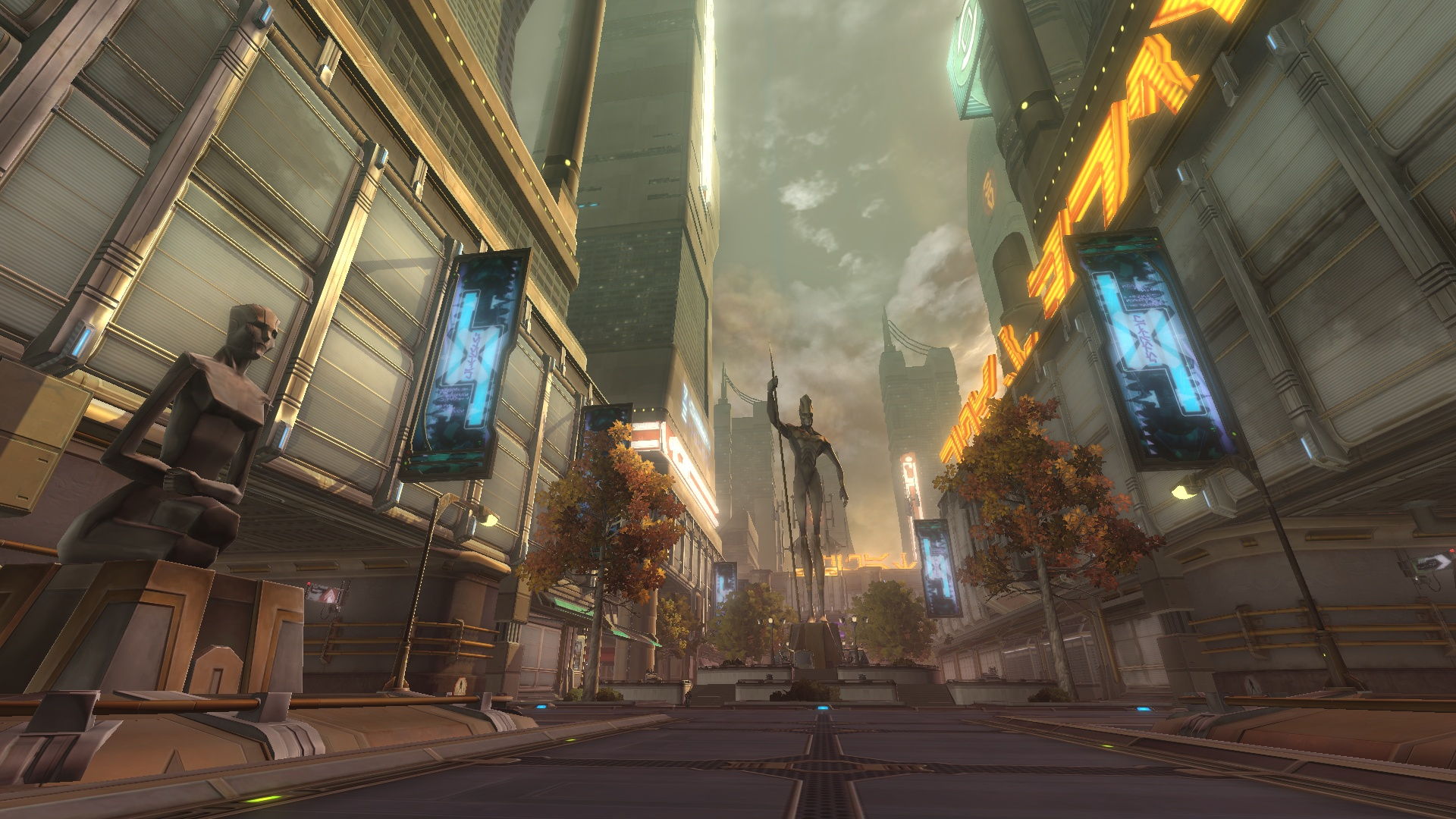 Environment Screenshots Of SWTOR Mid To End Game Planets GameZone