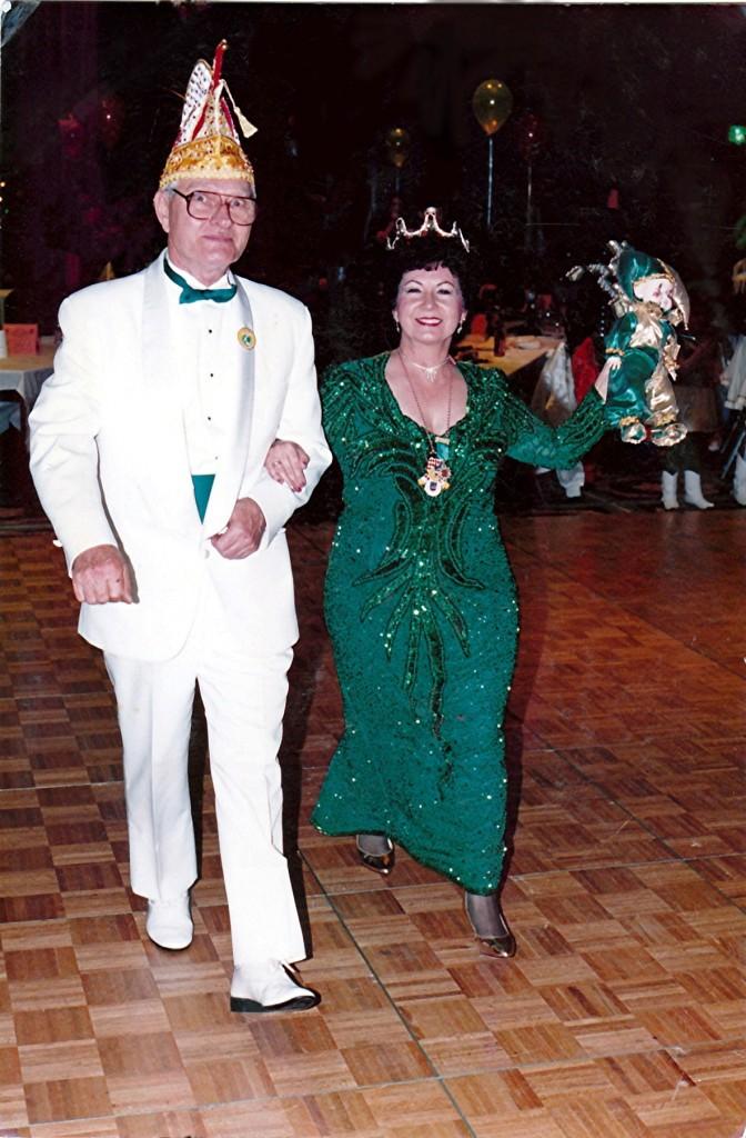 1994 Prinz Walter I Prinzessin Irmchen I